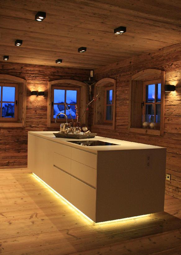 Gestaltungsbeispiel Küche