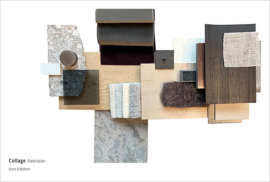 Materialien Wohnen