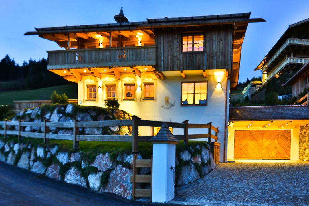 Bauernhaus Kitzbühel - Moser Hausbau GesmbH