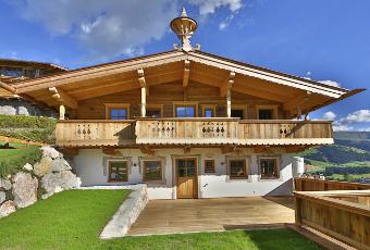Historisches Bauernhaus in Kitzbühel