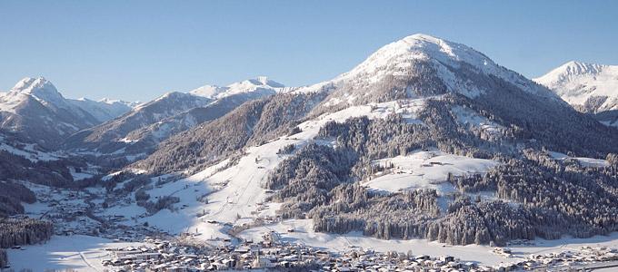 Kirchberg Kitzbühel Panorama