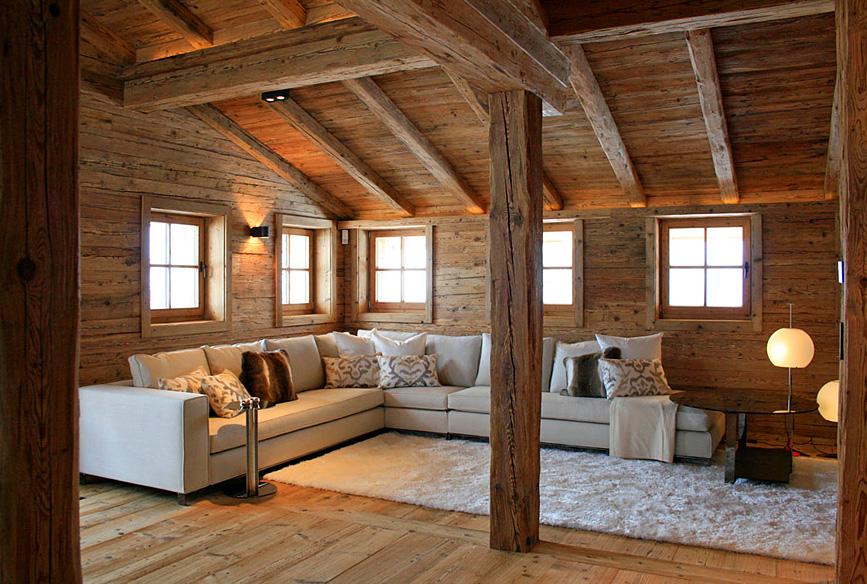 bauernhaus in kitzb hel bichlalm moser hausbau. Black Bedroom Furniture Sets. Home Design Ideas
